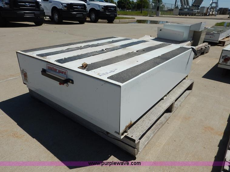 Weatherguard Pack Rat toolbox   Item BJ9504   SOLD! June 17
