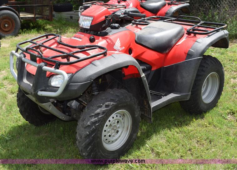 cc rubicon foreman classifieds fourtrax used sold atv honda sale for