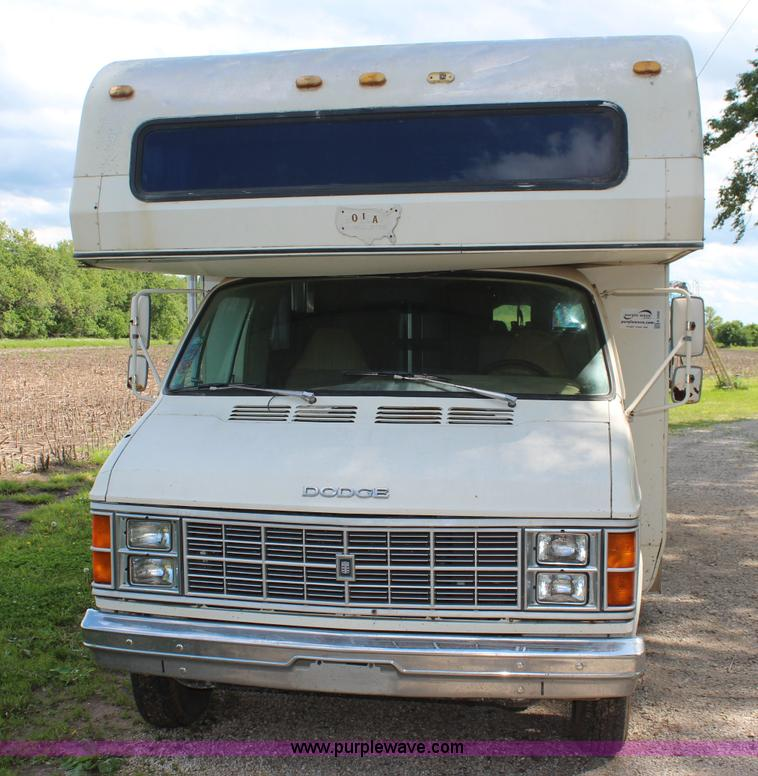 1979 Dodge Sportsman RV | Item K6986 | SOLD! July 1 Vehicles