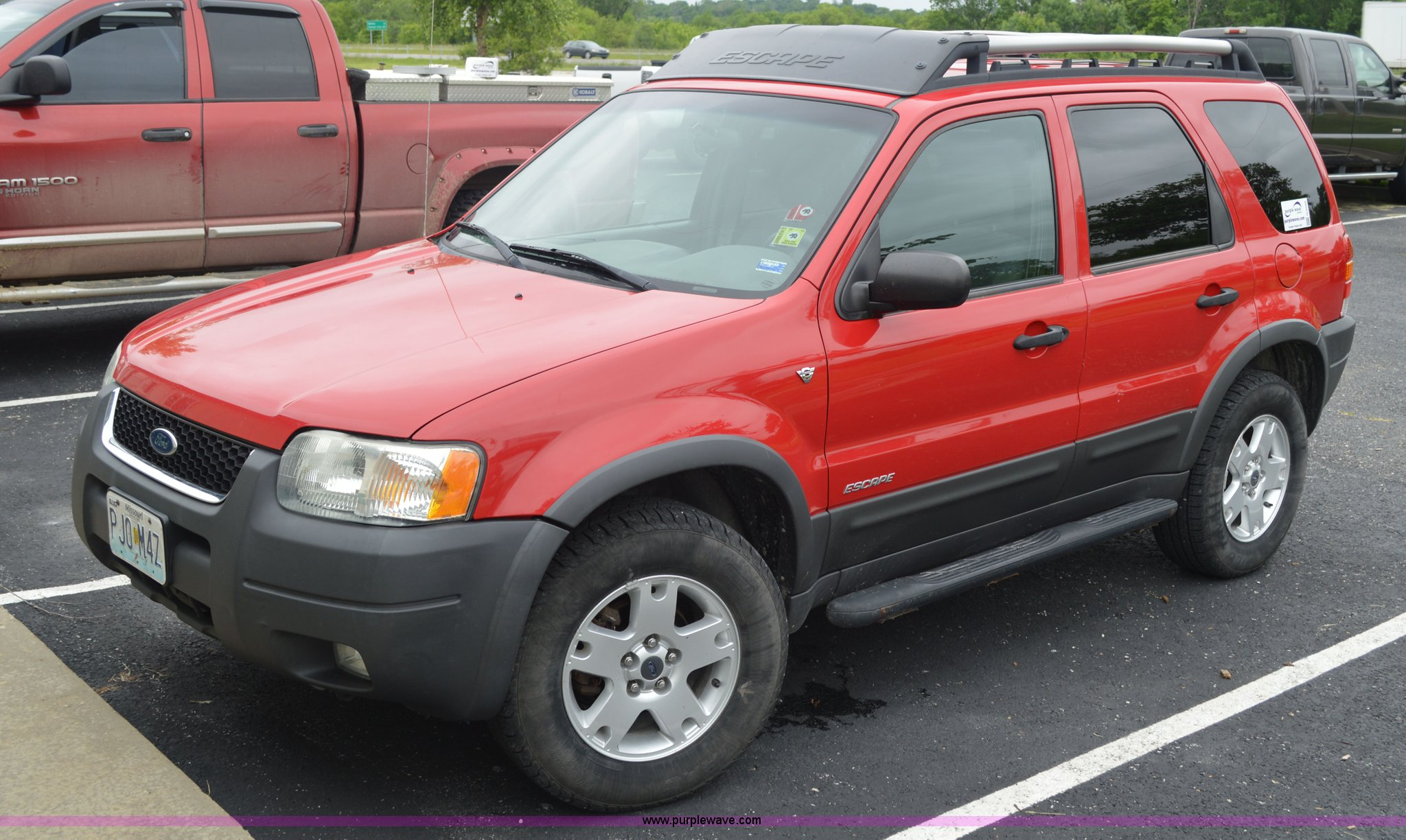 G3592 image for item g3592 2002 ford escape