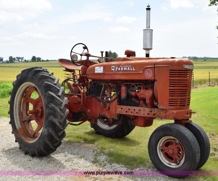 Exelent Wiring Diagram For Farmall M Tractor Pattern - Schematic ...