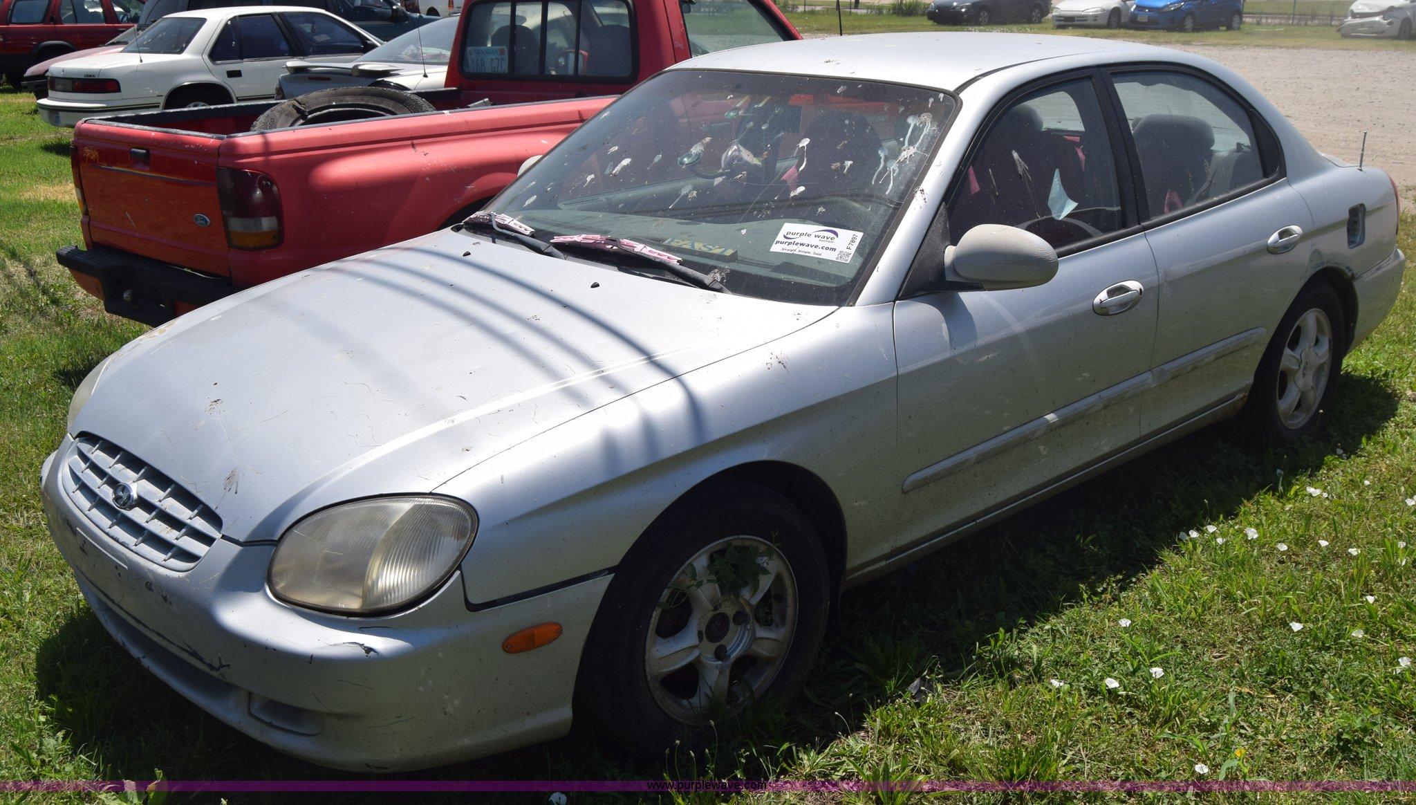 1999 Hyundai Sonata GLS