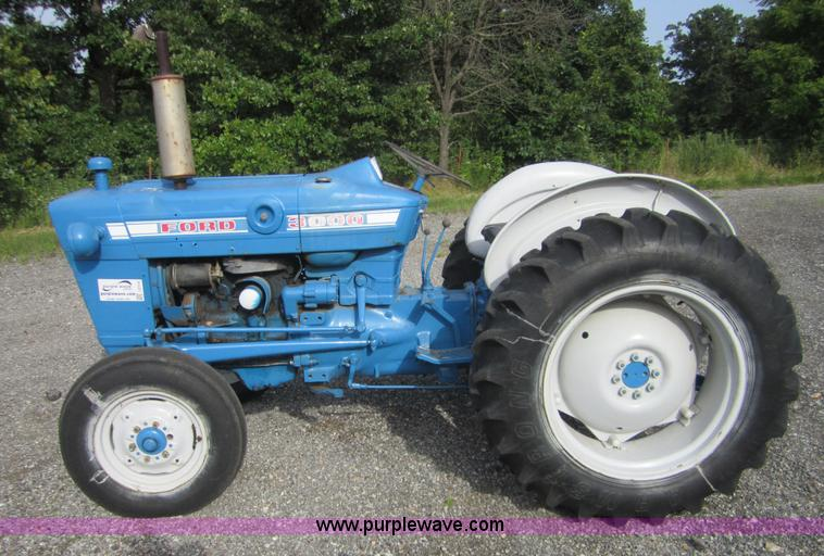 Ford 3000 Engine : Ford tractor item i sold july ag