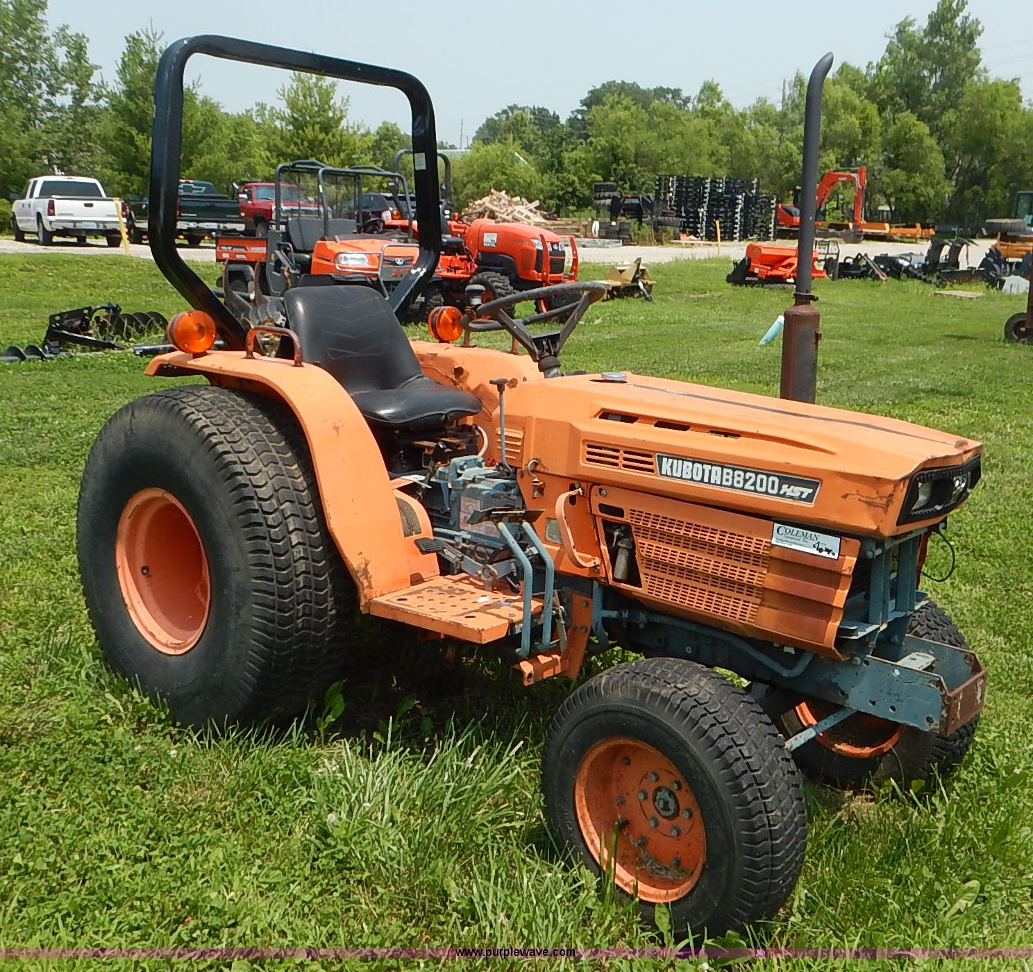 Used Backhoe Seats : Used construction agricultural equip trucks trailers