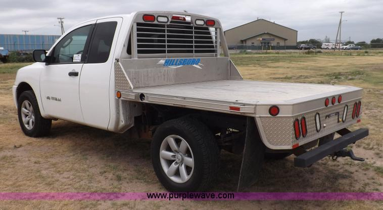 How about strictly 4x4's? - Page 8 - Infamous Nissan ...  |Nissan Frontier Flat Bed