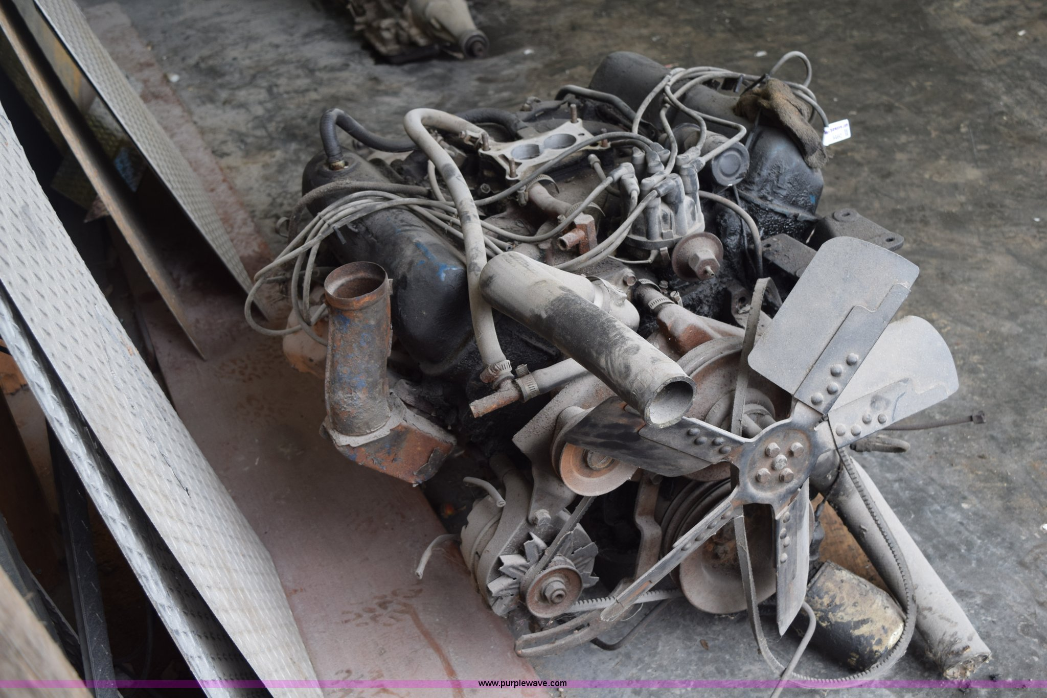 360 ford engine wiring ford 360 engine in grain valley  mo item bi9460 sold purple wave  ford 360 engine in grain valley  mo