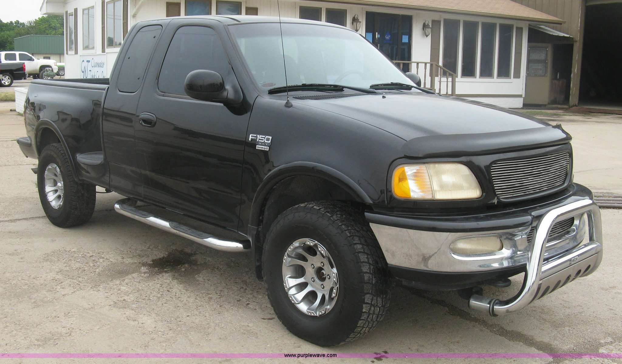 K8680 image for item k8680 1998 ford f150