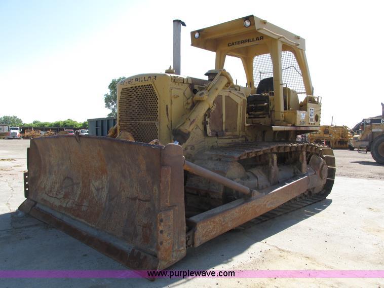 1980 Caterpillar D7G dozer | Item H4629 | SOLD! July 30 Cons