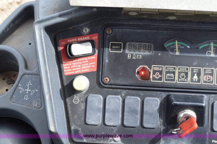2002 John Deere 310SG Backhoe Item K6068 SOLD July 30 C