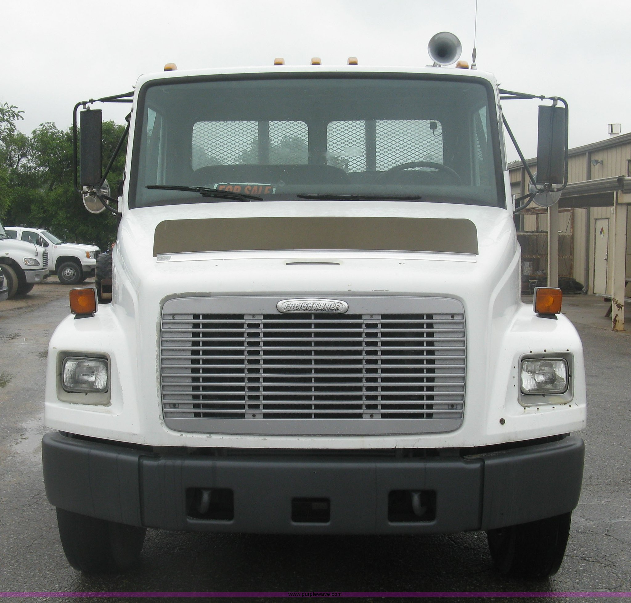 ... 1997 Freightliner FL80 rollback truck Full size in new window ...