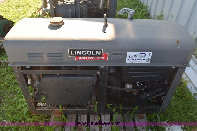 image for generator sale lincoln sold auction ranger item welder deco