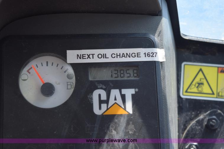 2011 Caterpillar 289C skid steer   Item L2554   SOLD! August
