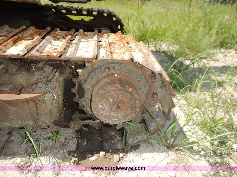 1988 Bobcat 100 compact excavator | Item J3758 | SOLD! Augus