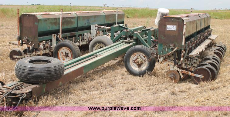 Marliss Grain Drill Item L4342 SOLD August 12 Ag Equipm