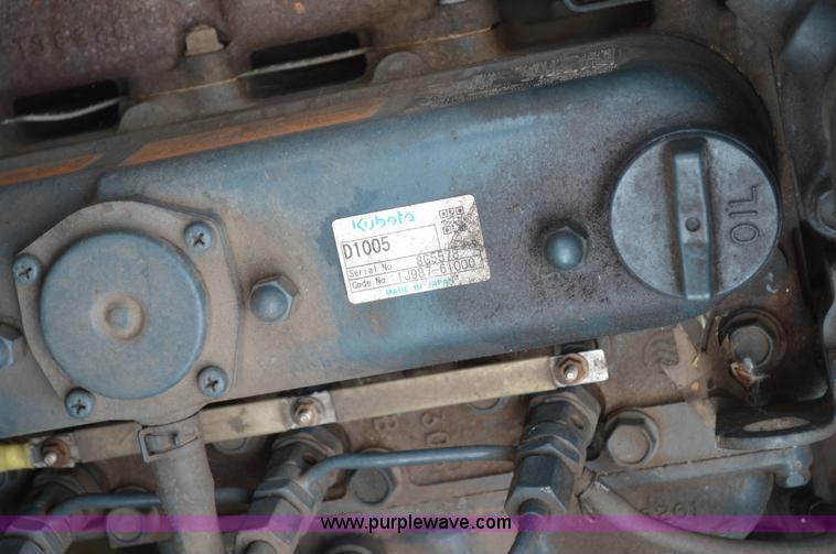 Miller Pipe Pro 304 welder/generator | Item I2776 | SOLD! Au