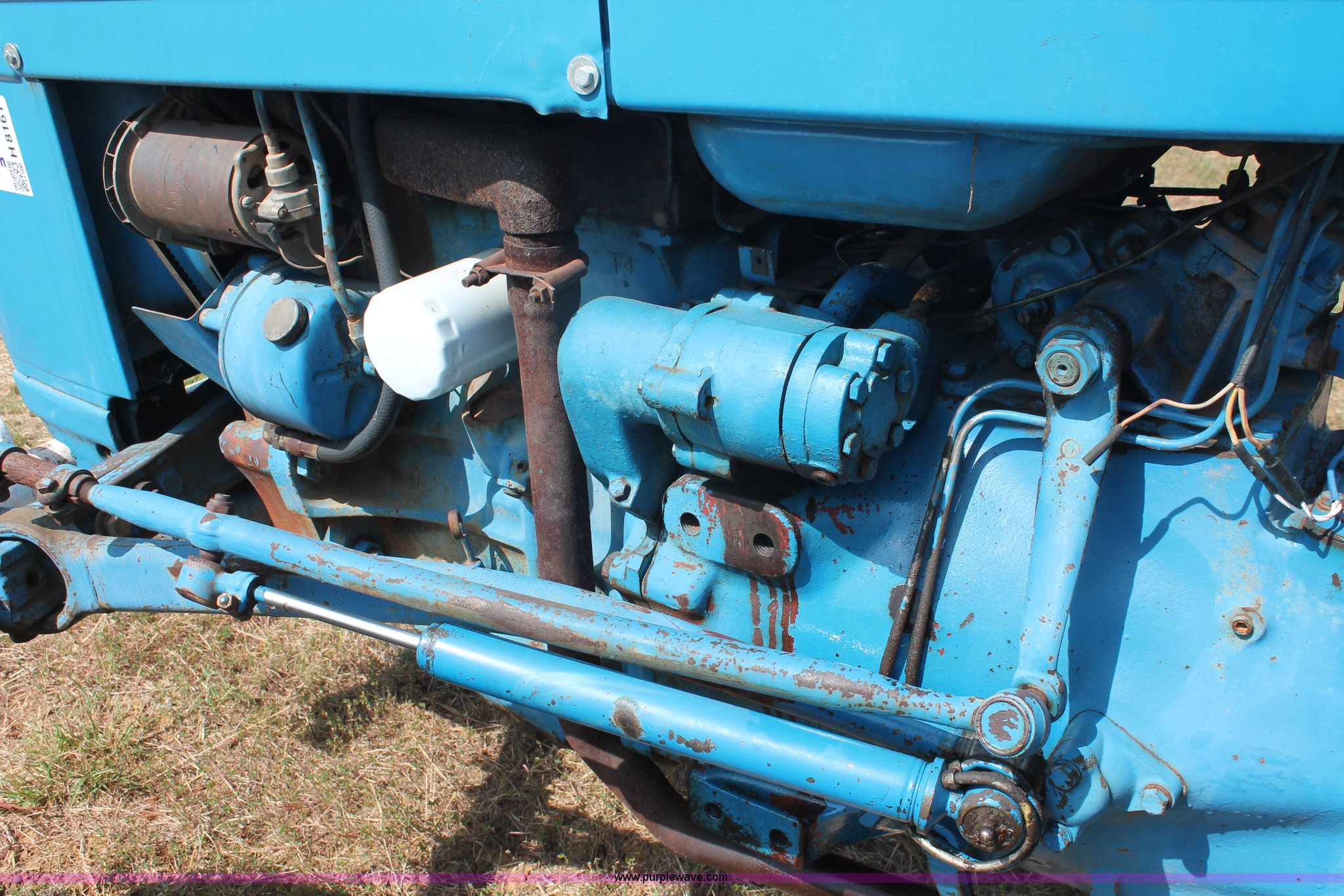 1972 Ford 2000 Tractor
