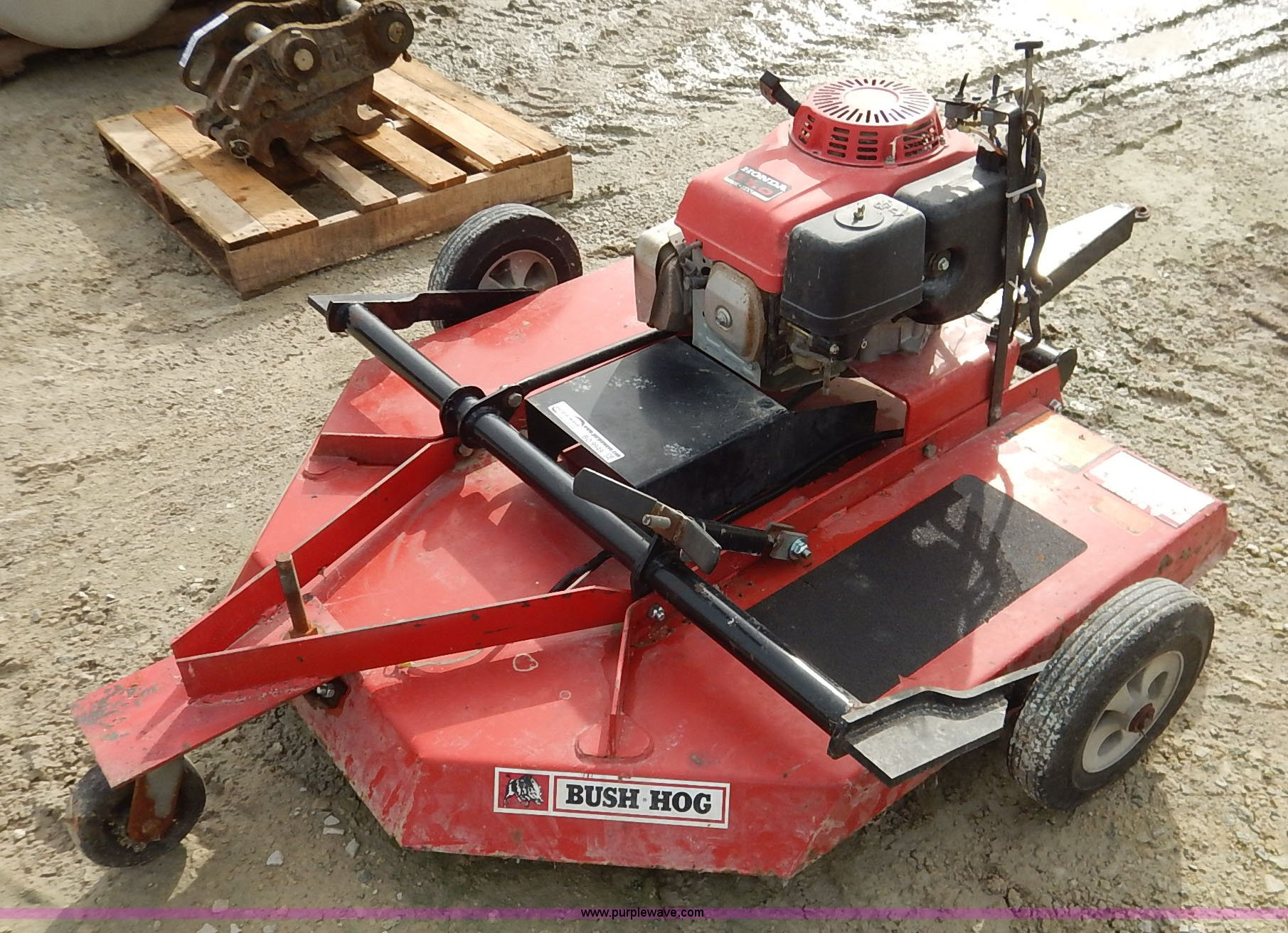 Bush Hog Gt42 Rotary Mower Item Bo9949 8 26 2015