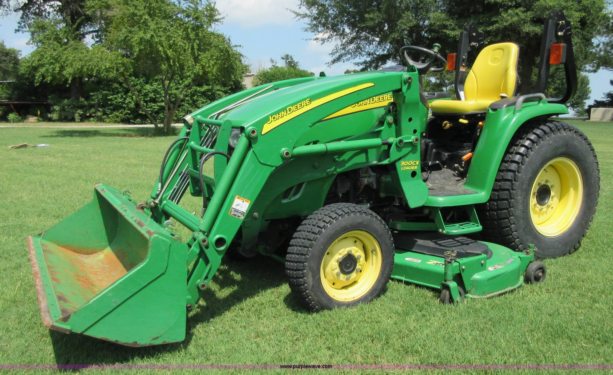 2005 john deere 3720 tractor item i2022 sold august 26 rh purplewave com