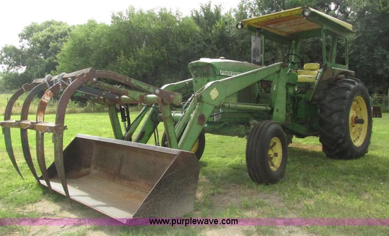 1969 John Deere 4020 row crop tractor | Item H4510 | SOLD! S