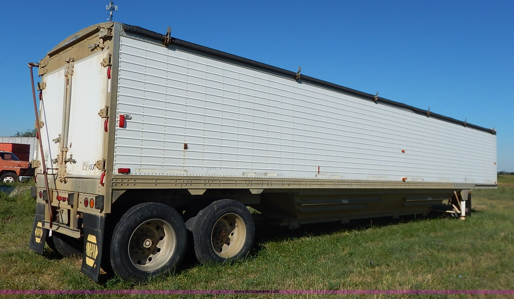 1994 Timpte Super Hopper Convertible Double Bottom Gr Wilson Trailer Wiring Diagrams Grain Full Size In New Window