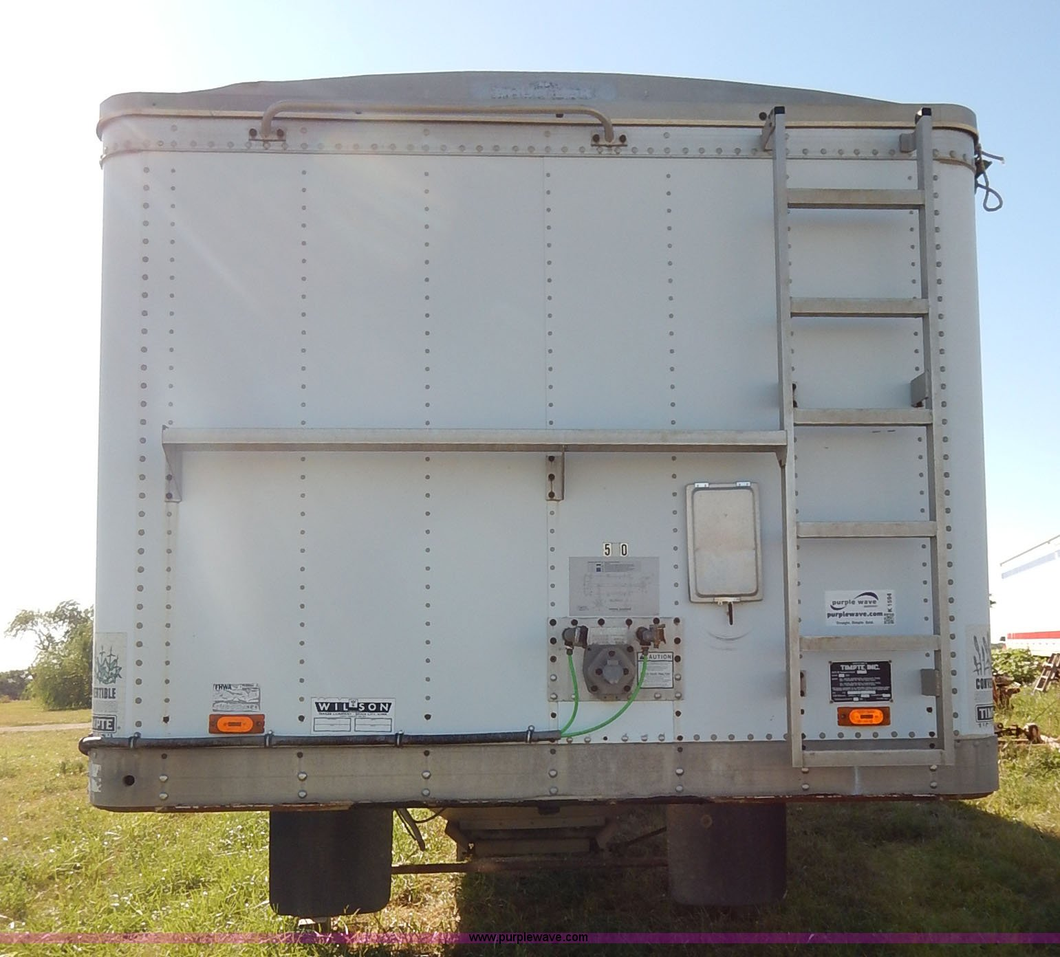 1994 Timpte Super Hopper Convertible Double Bottom Gr Wilson Trailer Wiring Diagrams 09 Grain Full Size In New Window