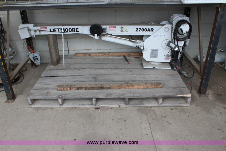 BB9377 lift moore 2700ar crane item bb9377 sold! september 9 ve liftmoore 2700 wiring diagram at nearapp.co