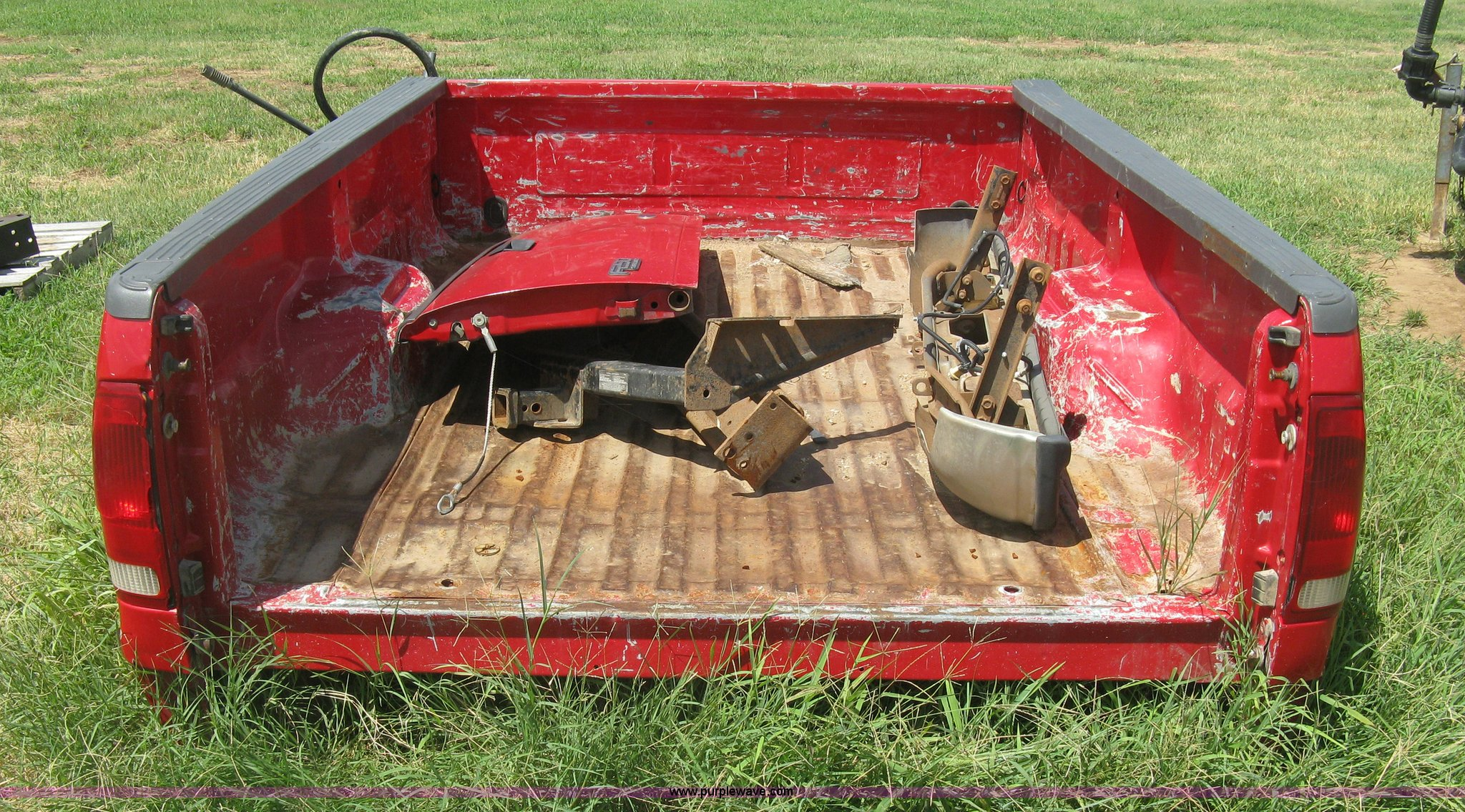 2001 ford f250 truck bed
