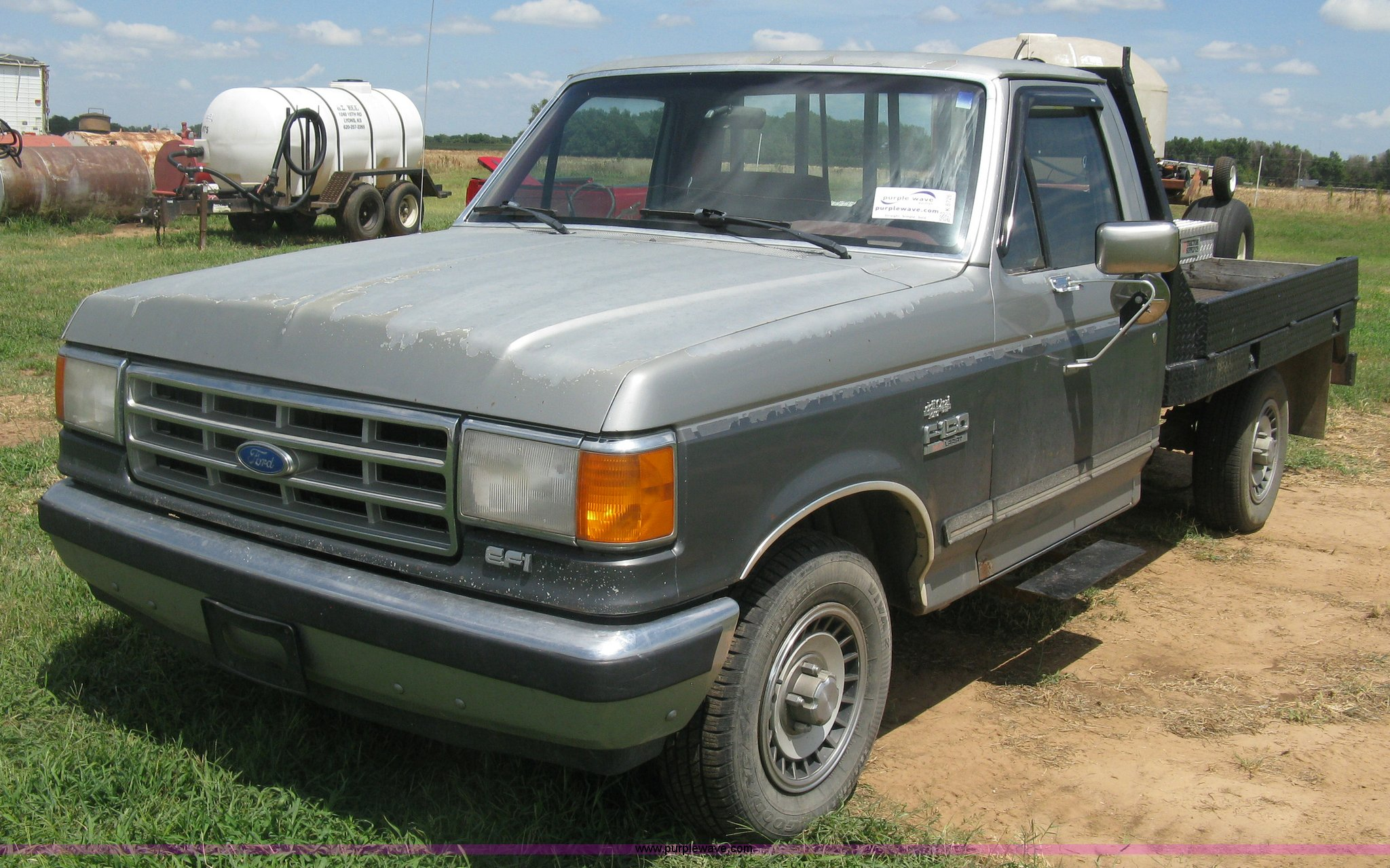 K8726 image for item k8726 1988 ford f150