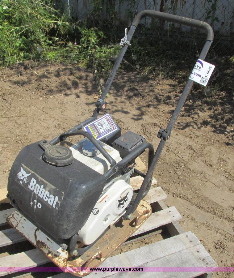 2011 Bobcat BC19 plate compactor | Item K6545 | SOLD! Septem