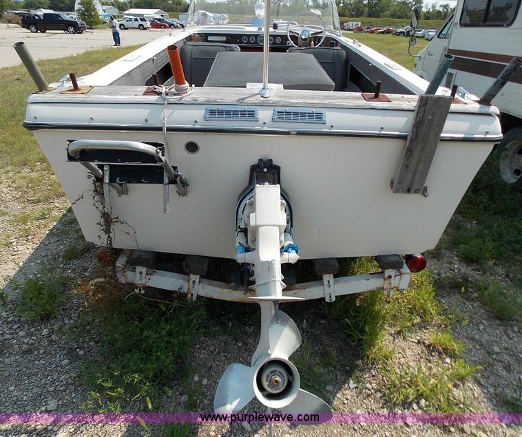 1965 Sea Ray 800 Boat