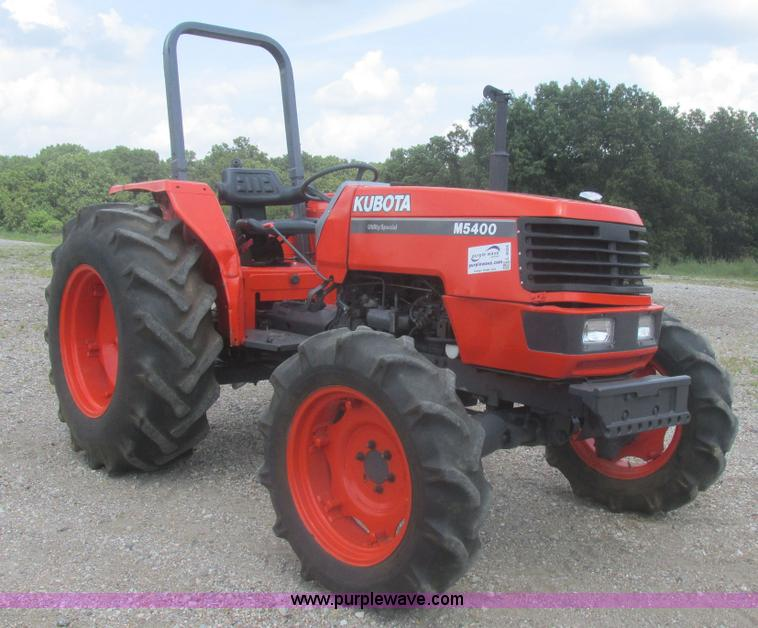 Marvelous Kubota M5400 Mfwd Tractor Item L4034 Sold September 23 Wiring Digital Resources Otenewoestevosnl