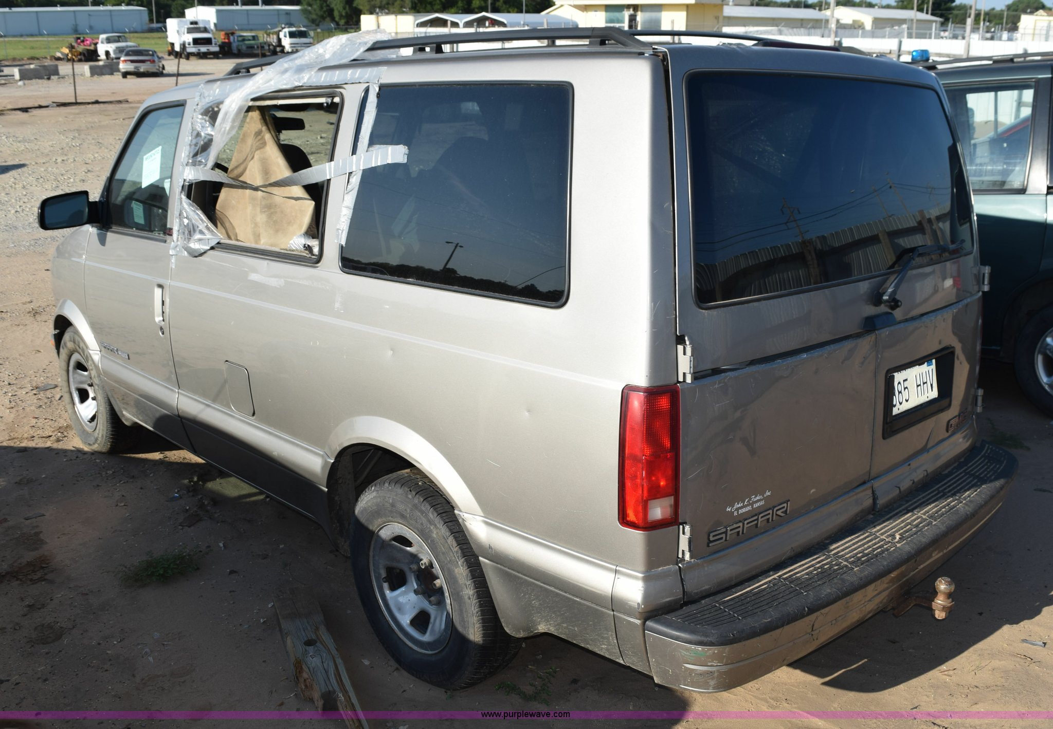 2002 gmc safari van full size in new window