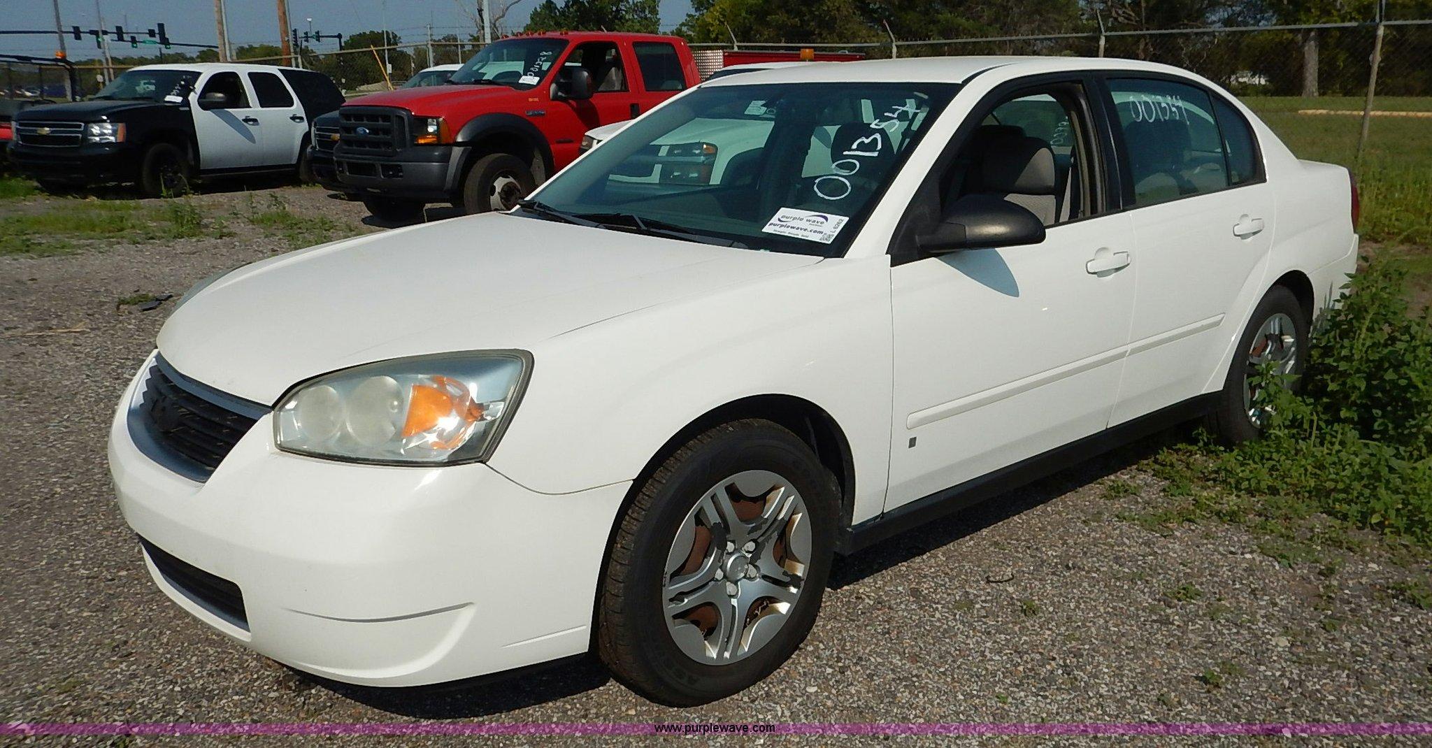 2007 Chevrolet Malibu LS Item L6262