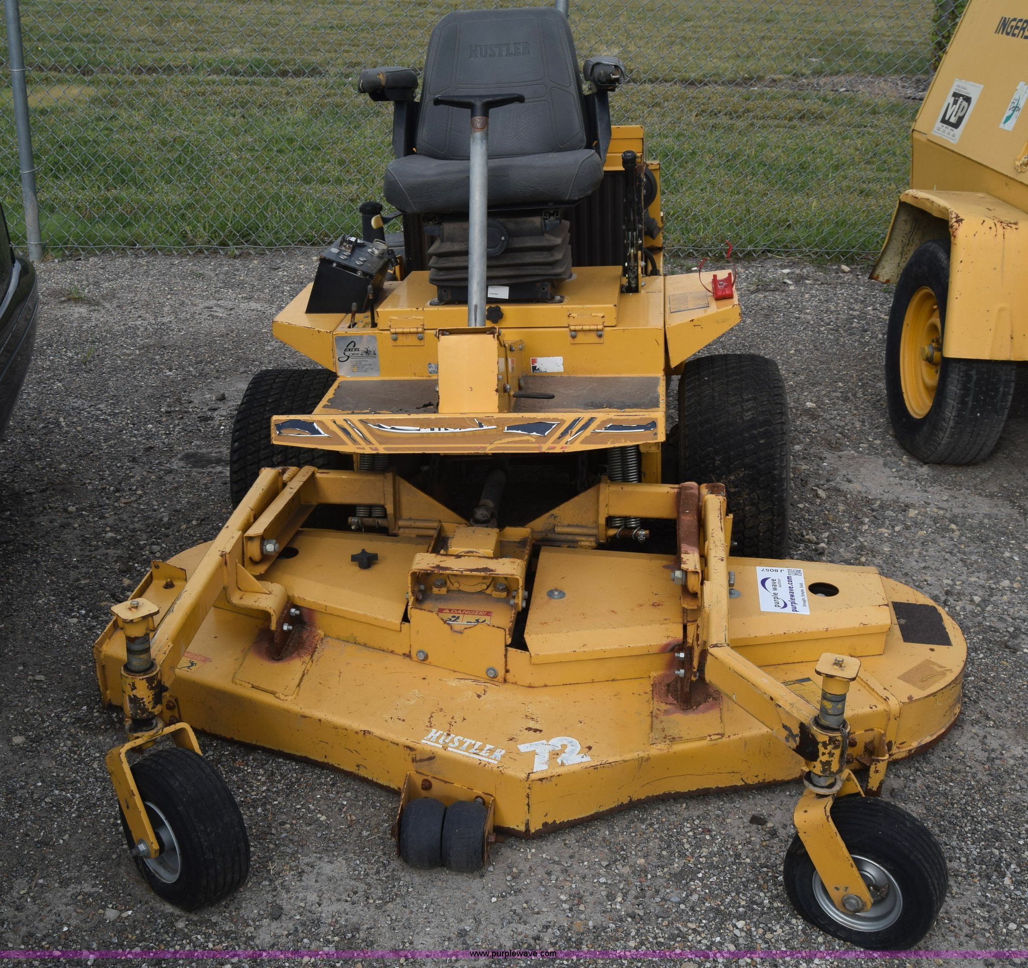 Hustler mower 3200 3400