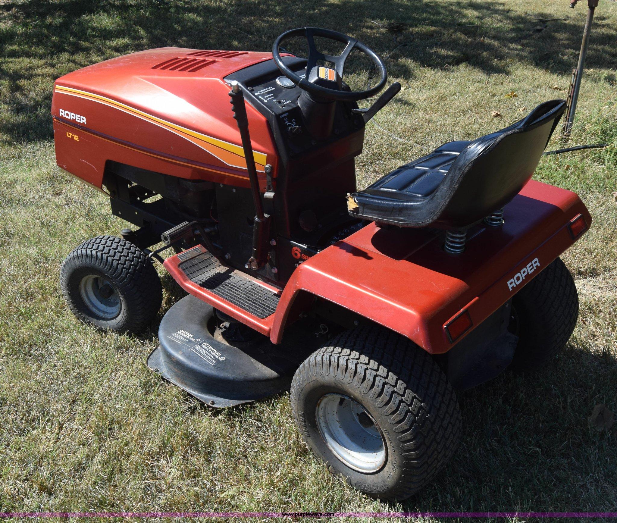 Roper Lawn Mower Manual Wiring Diagram For Item Sold October Ag Equi 2048x1736