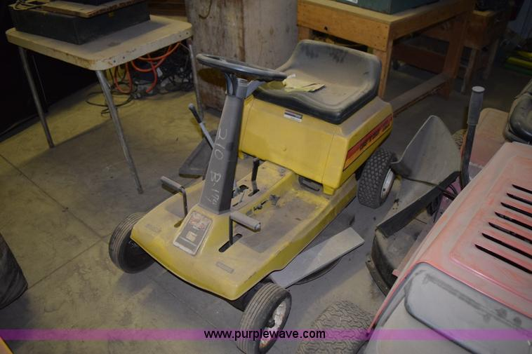 Assorted mowers | Item K6674 | SOLD! October 15 Rogers Tree