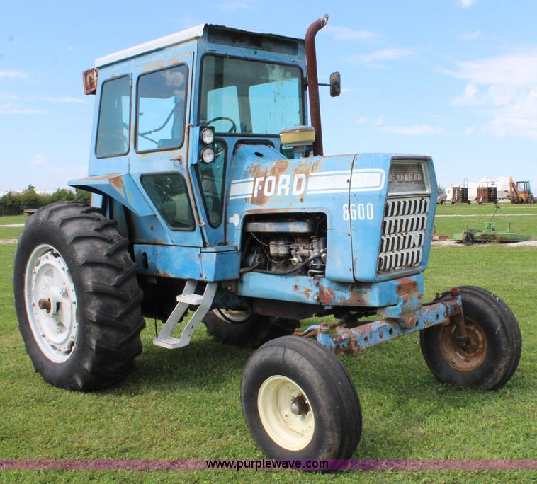 Ford 8600 Tractor Pto Assembly For : Used construction agricultural equip trucks trailers