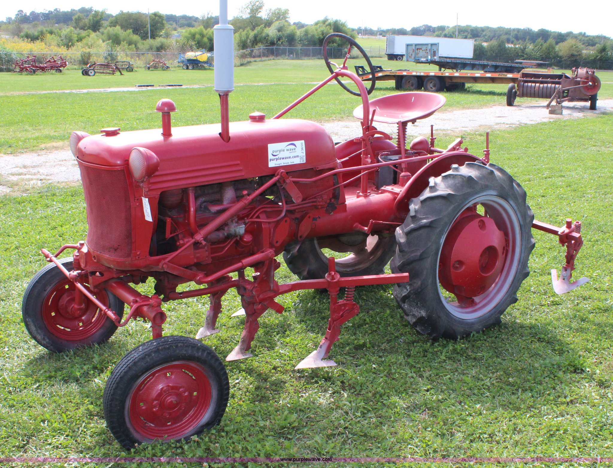 Dating a farmall cub