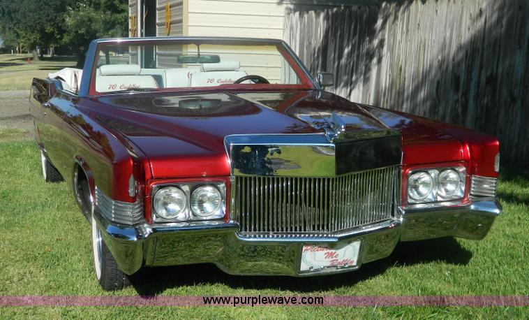 1970 Cadillac DeVille | Item K8181 | SOLD! October 21 Vehicl