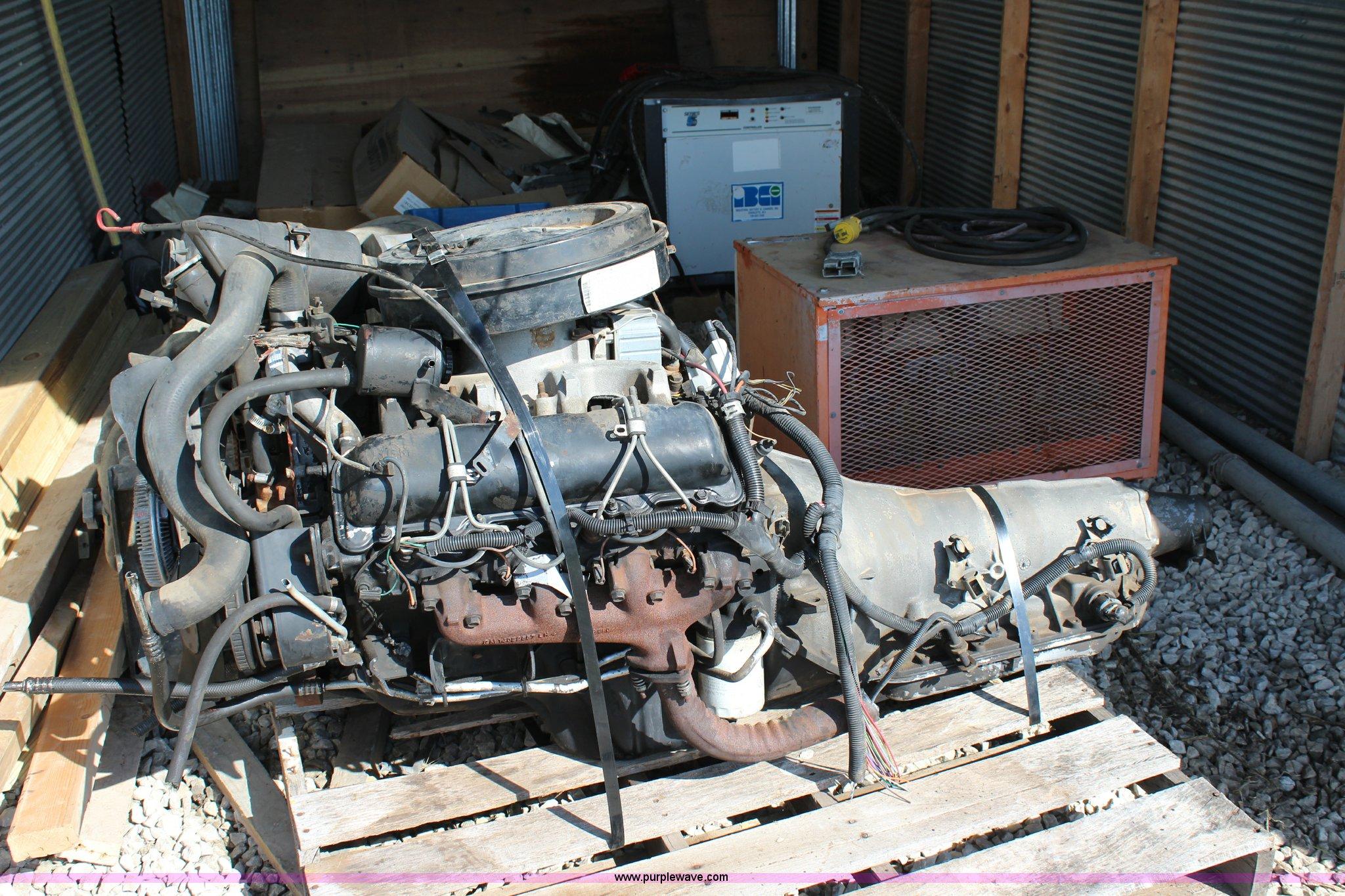 1991 6 2l V8 Diesel Engine Item Bb9333 Sold October 21