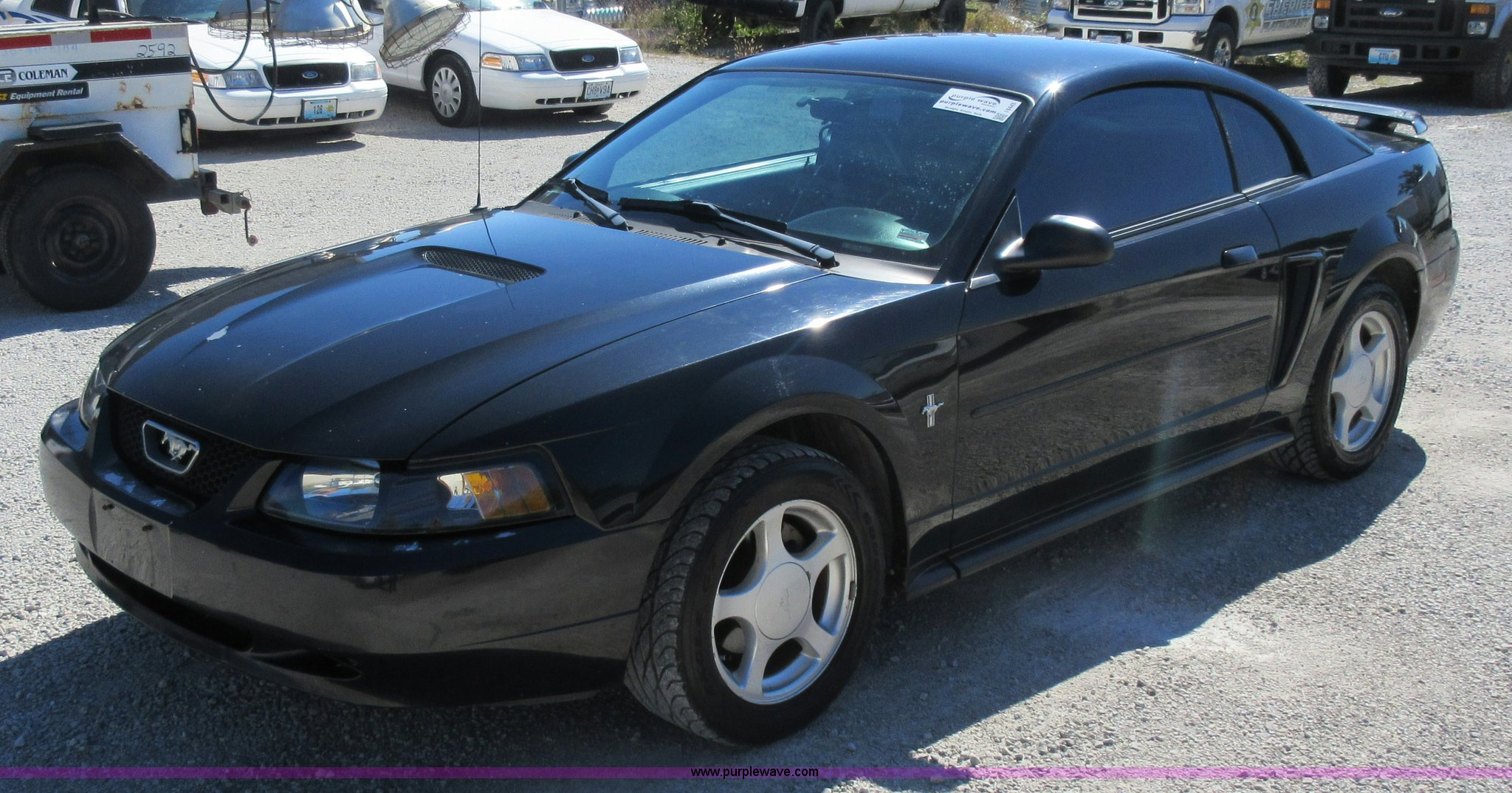 2002 Ford Mustang Item I6445