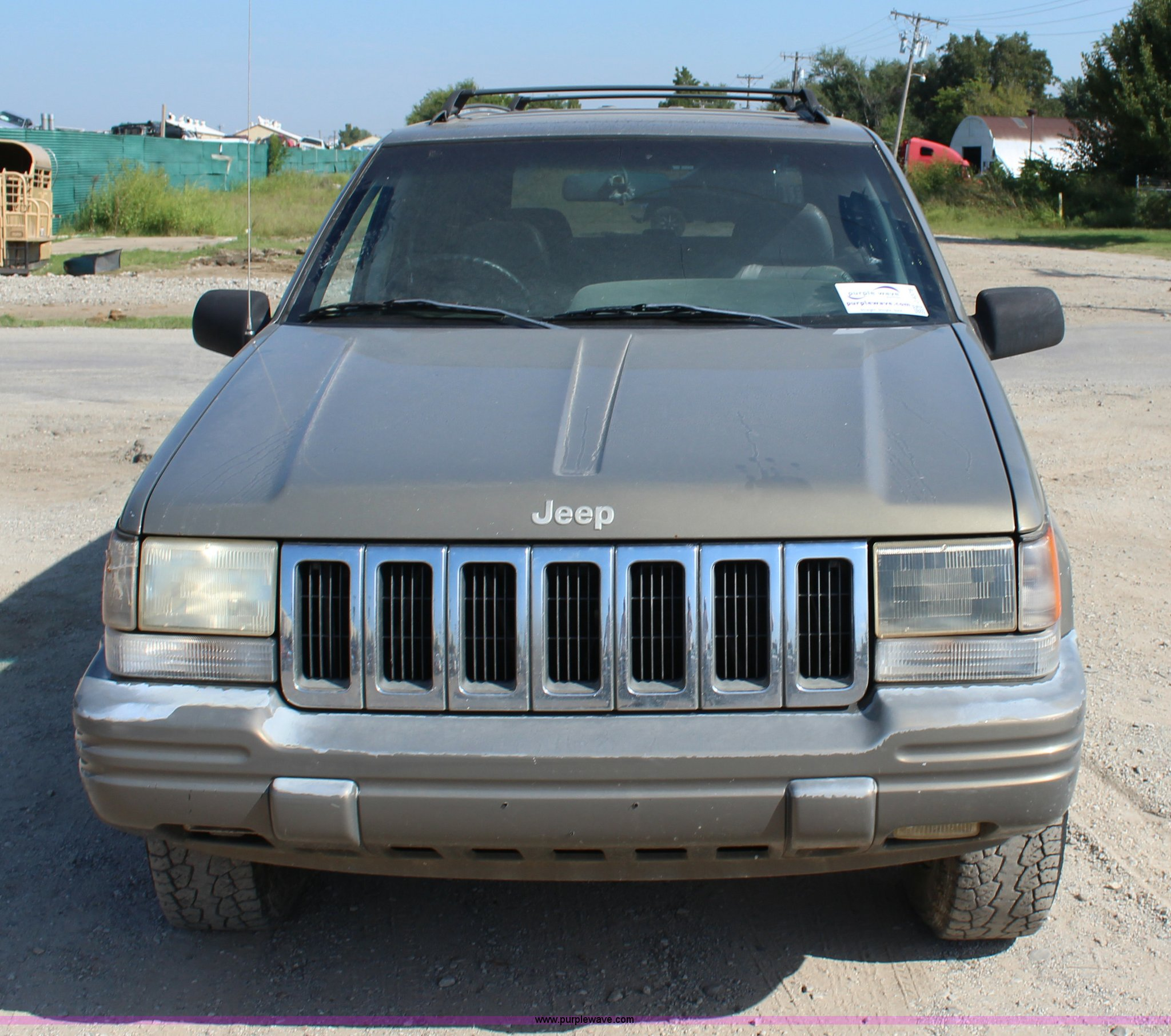 1998 Jeep Grand Cherokee Laredo Suv Item J4378 Sold Oct Full Size In New Window