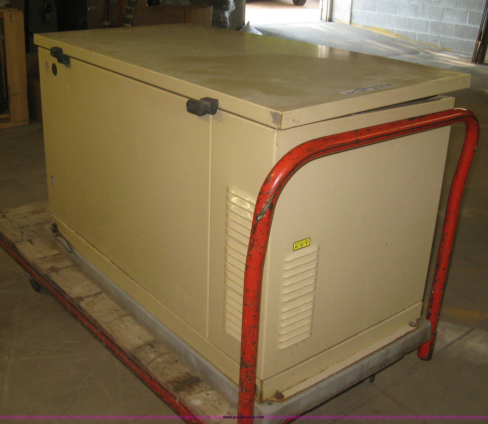 Guardian standby generator Item BR9509