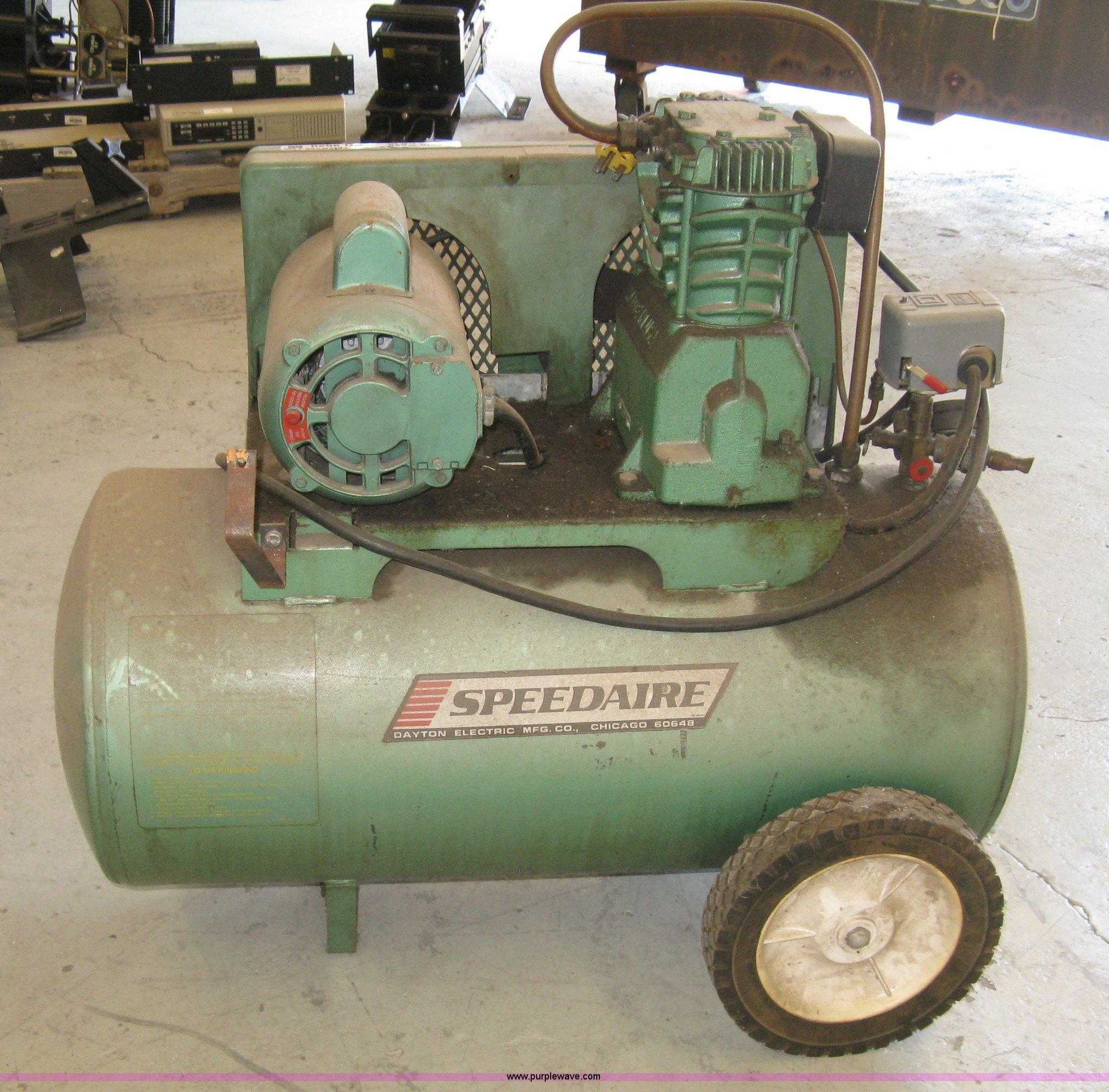 speedaire air compressor item br9620 sold november 3 go rh purplewave com