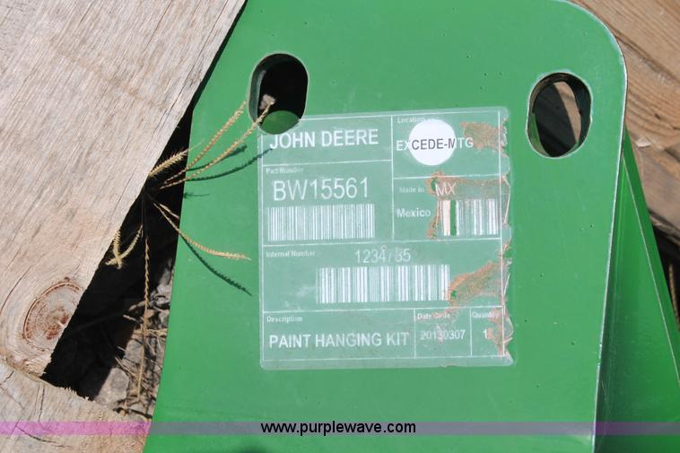 Asombroso John Deere Picture Frames Patrón - Ideas de Arte Enmarcado ...
