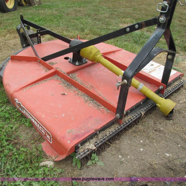 Razorback Rz160 Rotary Mower Item Bg9240 Sold