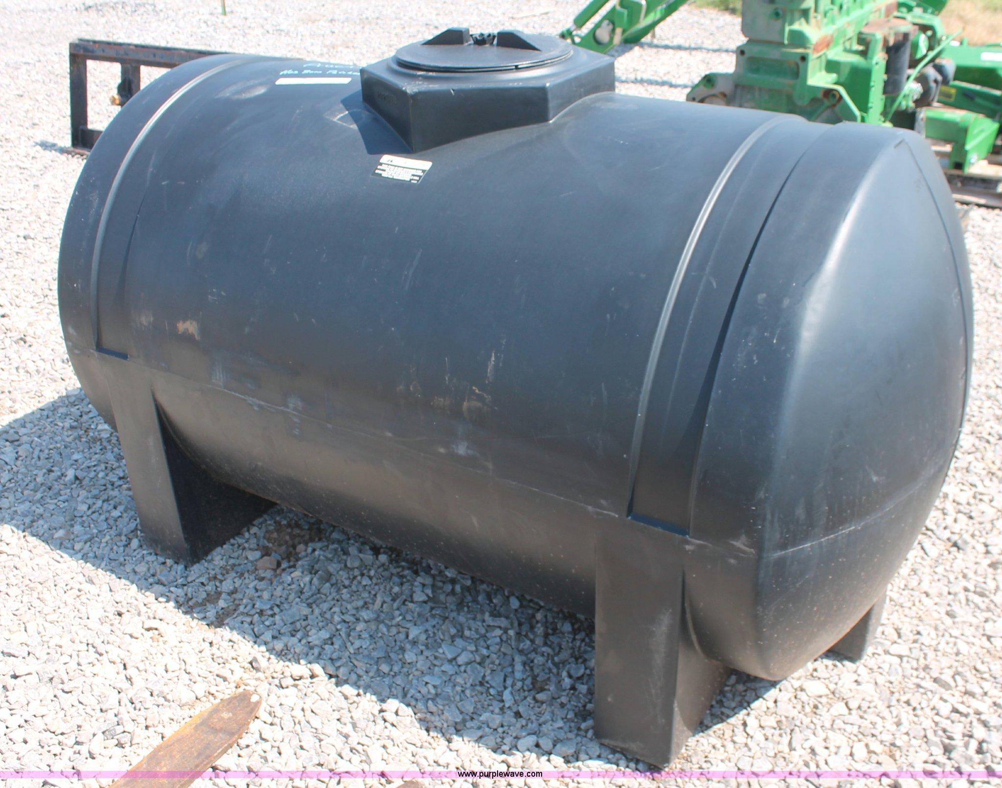 300 gallon poly tank | Item AK9536 | SOLD! November 4 Ag Equ