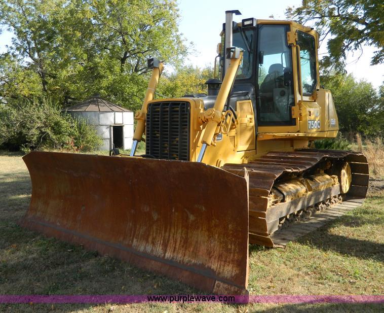 Construction Equipment Auction in Lorraine, Kansas by Purple
