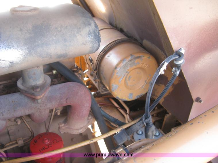 Case 1845B Uni-Loader skid steer   Item L6420   SOLD! Novemb