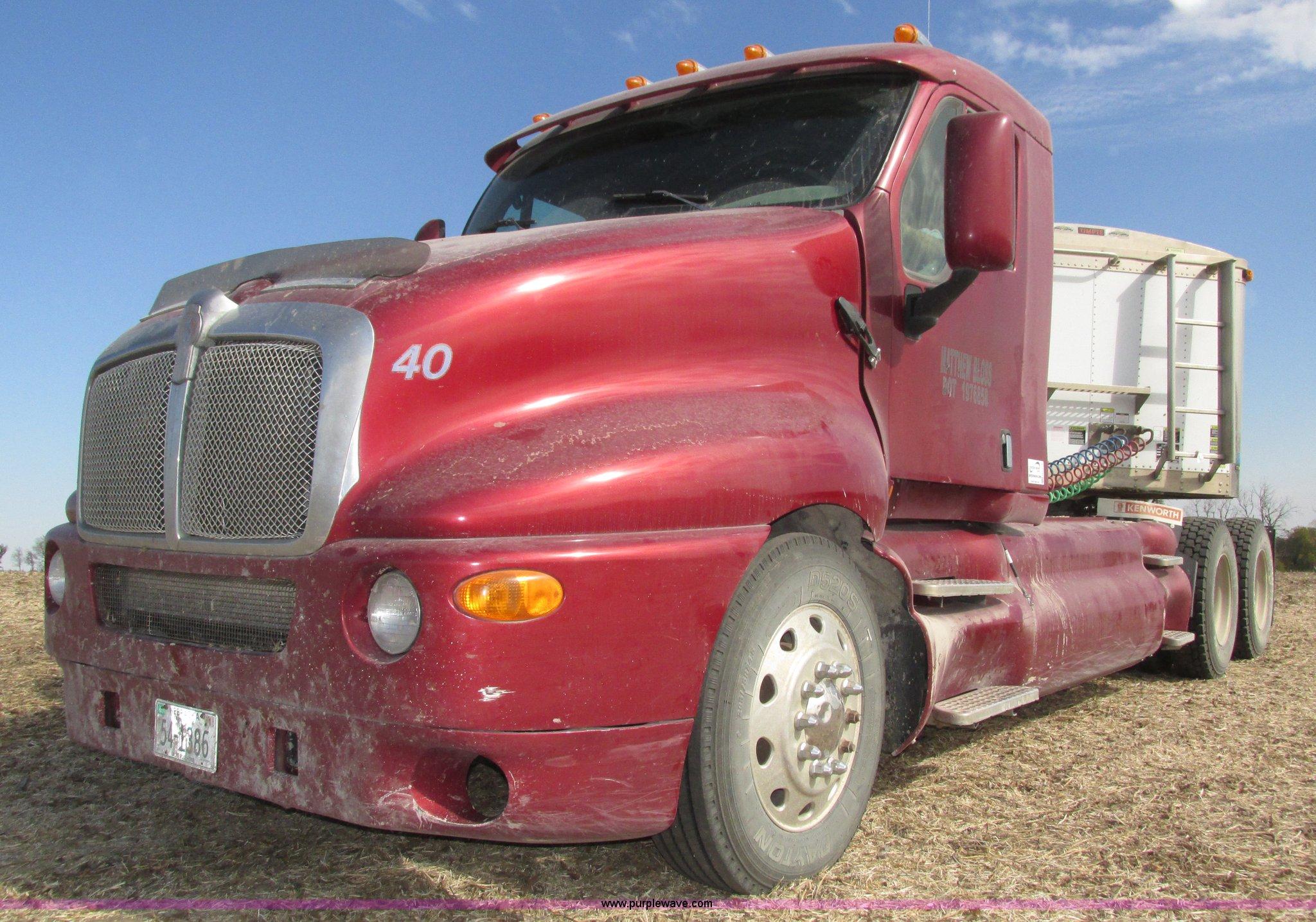 1998 Kenworth T2000 Semi Truck Item H1111 Sold November Ac Wiring Full Size In New Window